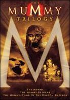 The Mummy 1-3 (Deluxe Edition, 6 DVDs)
