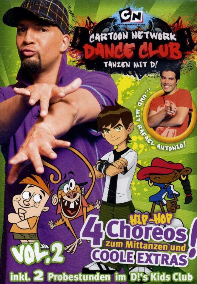 Soost, Detlef D (Dee) - Cartoon Network Dance Club Vol.2