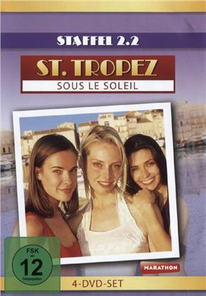 St. Tropez - Sous le Soleil - Staffel 2.2 (4 DVDs)