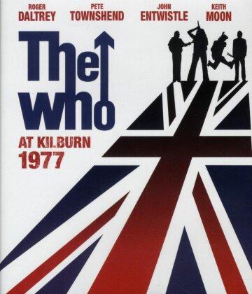 The Who - At Kilburn - 1977