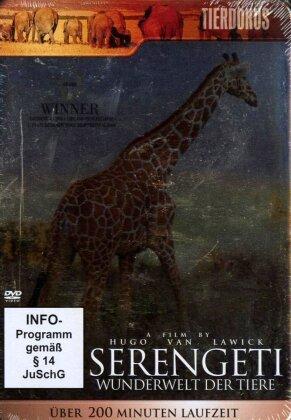 Serengeti - Wunderwelt der Tiere (Steelbook)