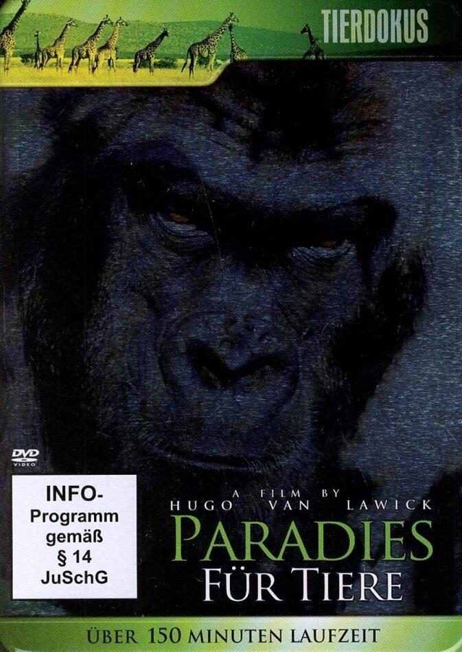 Paradies für Tiere - Tierdokus (Steelbook)