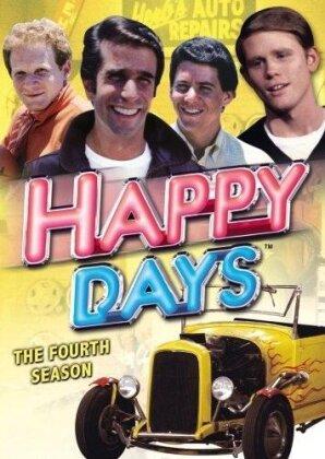 Happy Days - Stagione 4 (3 DVDs)