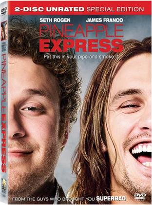 Pineapple Express (2008) (Unrated, 2 DVD)