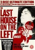 The last house on the left (1972) (Ultimate Edition, 3 DVD)