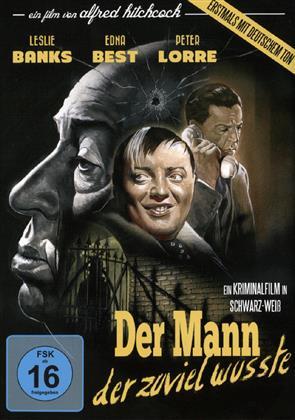 Der Mann, der zuviel wusste (1934) (s/w)