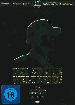 Der Zweite Weltkrieg - Die komplette Geschichte (Steelbook, 6 DVD)