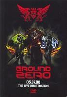 Various Artists - Ground Zero 2008 - The Live DJ Sets
