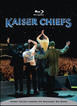 Kaiser Chiefs - Live at Ellend Road