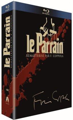 Le Parrain - Trilogie (Édition remasterisée, 4 Blu-rays)