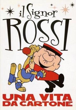 Il Signor Rossi - Una vita da cartone (1976) (4 DVDs)