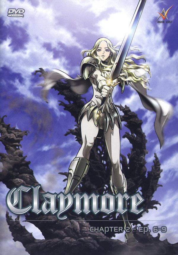 Claymore - Staffel 1 - Vol. 2
