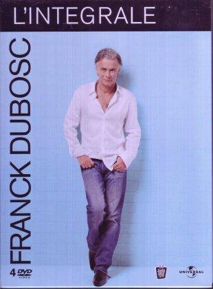 Franck Dubosc - L'Intégrale (4 DVDs)