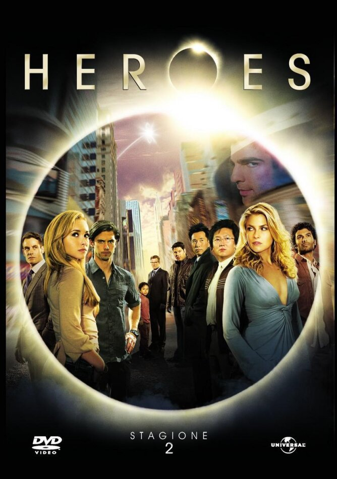 Heroes - Stagione 2 (4 DVDs)