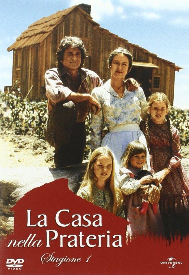 La Casa nella Prateria - Stagione 1 (6 DVDs)