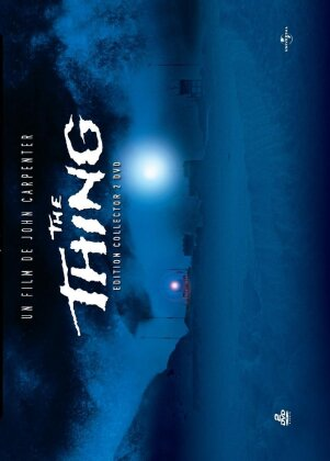 The Thing - La Chose (1982) (Steelbook, 2 DVDs)