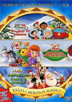 Natale con Playhouse (3 DVDs)