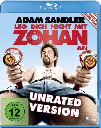 Leg dich nicht mit Zohan an (Unrated)