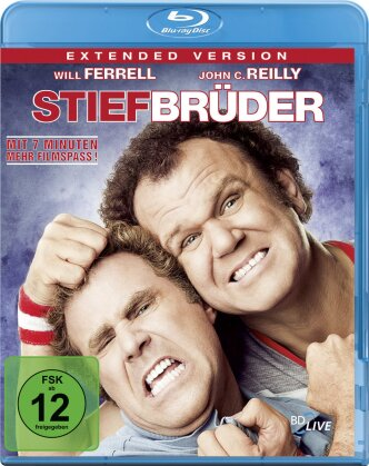 Stiefbrüder (2008) (Extended Edition)