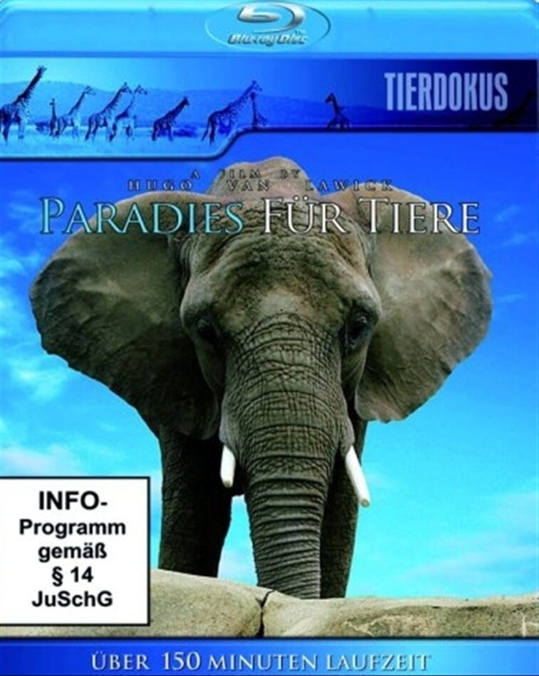 Paradies für Tiere - Tierdokus