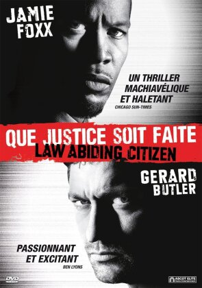 Que justice soit faite - Law Abiding Citizen (2009)