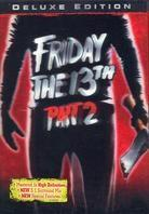 Friday the 13th - Part 2 (1981) (Deluxe Edition, Remastered)