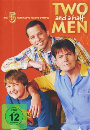 Two and a Half Men - Mein cooler Onkel Charlie - Staffel 5 (3 DVDs)