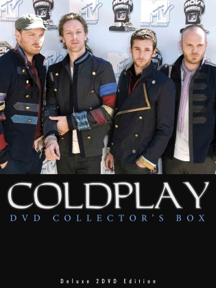 Coldplay - DVD Collector's Box (Collector's Edition, Inofficial, 2 DVDs)