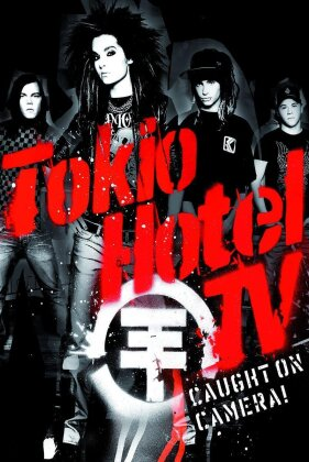 Tokio Hotel - Caught On Camera! (Deluxe Edition, 2 DVD)