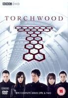 Torchwood - Season 1+2 (12 DVDs)