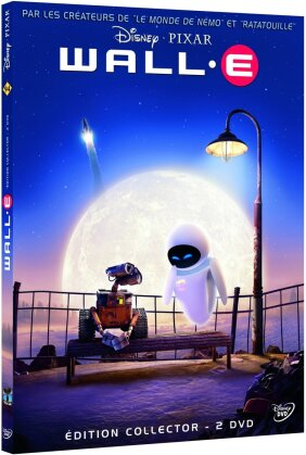 Wall-E (2008) (Collector's Edition, 2 DVDs)
