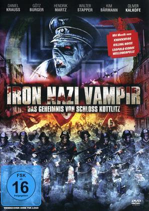Iron Nazi Vampir - Das Geheimnis von Schloss Kottlitz - Der Goldene Nazivampir von Absam 2