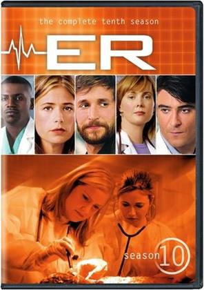 ER - Emergency Room - Season 10 (6 DVDs)