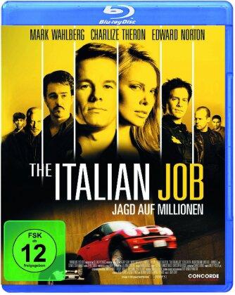 The Italian Job - Jagd auf Millionen (2003)