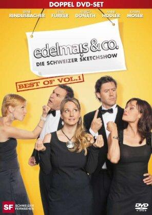 Edelmais & Co. - Best of Vol. 1 (2 DVDs)