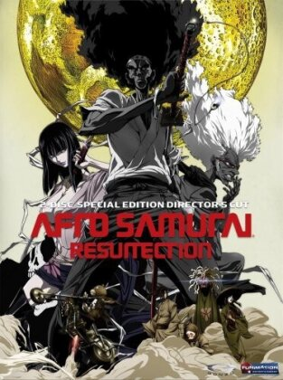 Afro Samurai - Resurrection (Director's Cut, 2 DVDs)