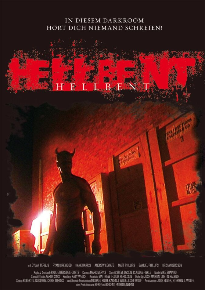 Hellbent (2004) (Steelbook)