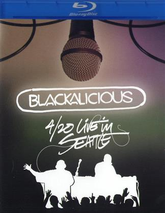 Blackalicious - 4/20 Live in Seattle (Inofficial)