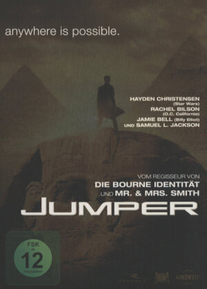 Jumper (2008) (Steelbook)