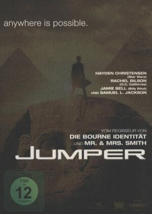 Jumper (2008) (Steelbook)