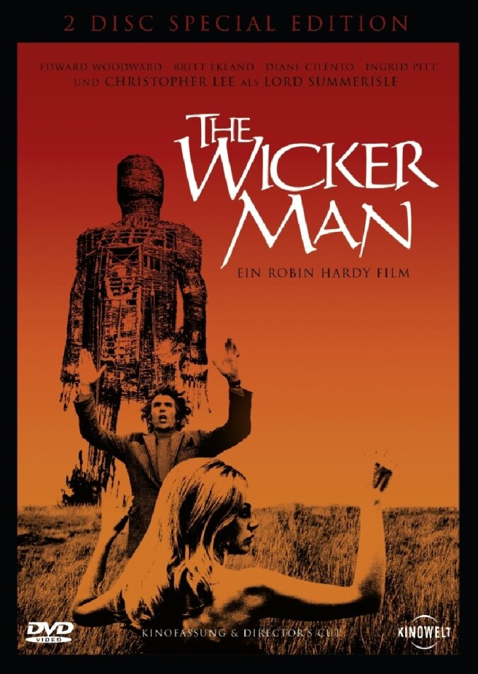 The Wicker Man (1973) (Special Edition, 2 DVDs)