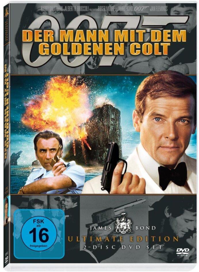 James Bond: Der Mann mit dem goldenen Colt (1974) (Ultimate Edition, 2 DVDs)