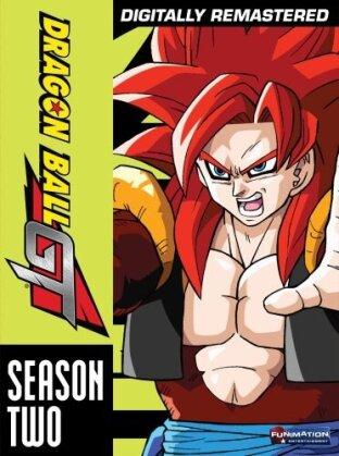Dragonball GT - Season 2 & Movie (Uncut, 5 DVDs)