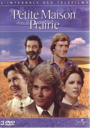 La petite maison dans la prairie - L'Intégrale des Télefilms (3 DVD)