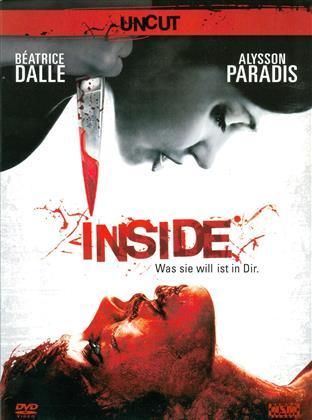 Inside (2007) (Digibook, Uncut)