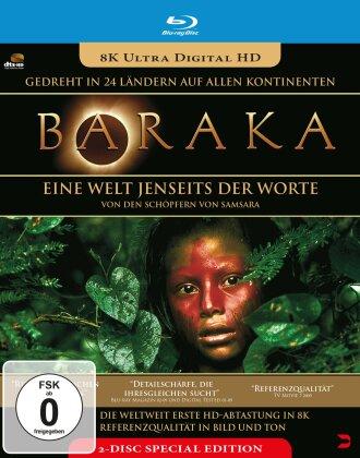 Baraka - Eine Welt jenseits der Worte (1992) (Special Edition, 2 Blu-rays)