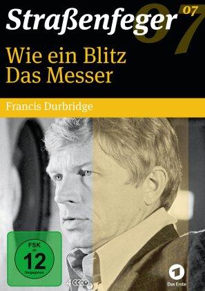 Strassenfeger Vol. 7 - Wie ein Blitz / Das Messer (4 DVDs)