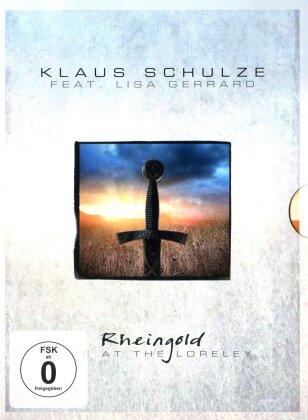 Schulze Klaus & Lisa Gerrard - Rheingold (Deluxe Edition, Limited Edition, 2 DVDs + 2 CDs)