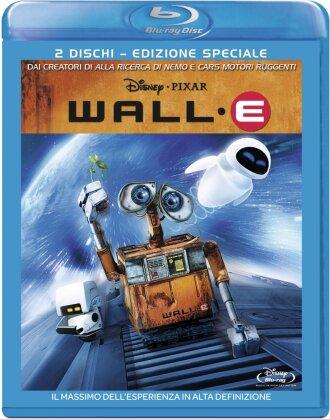 Wall-E (2008) (2 Blu-ray)