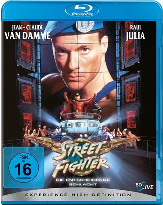Street Fighter - Die entscheidende Schlacht (1994)